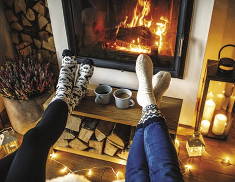 Modern Day Chimney's Robert Jones fills us in on how to make sure our cozy indoor fires are safe.
