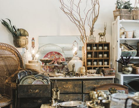 10 Vintage Furniture Stores We Love